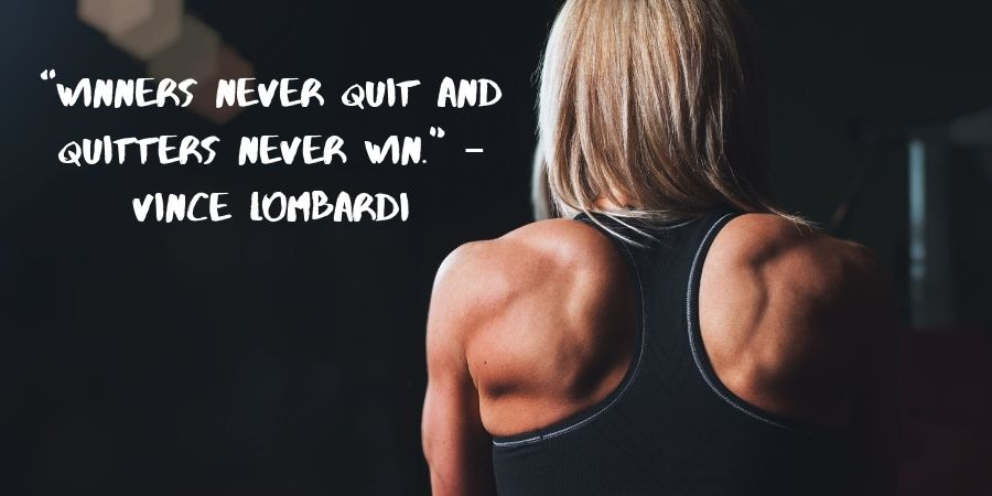 20 Motivational Gym Quotes to get you Gym Ready!